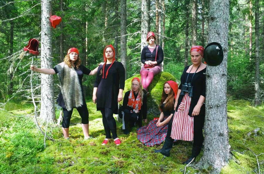 Rödluvan-skogen1