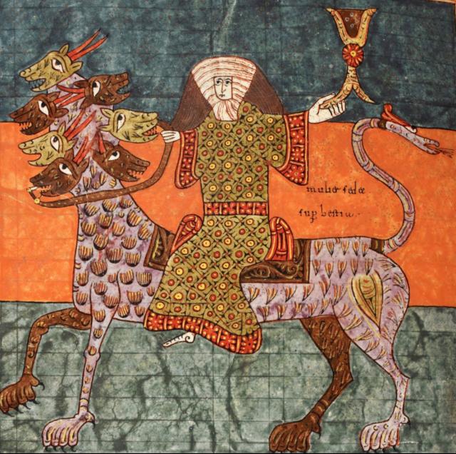 Babyloniska skökan