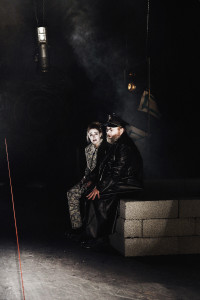 Eva Rexed och Fredric Thurfjell. Foto: Carla Orrego Veliz